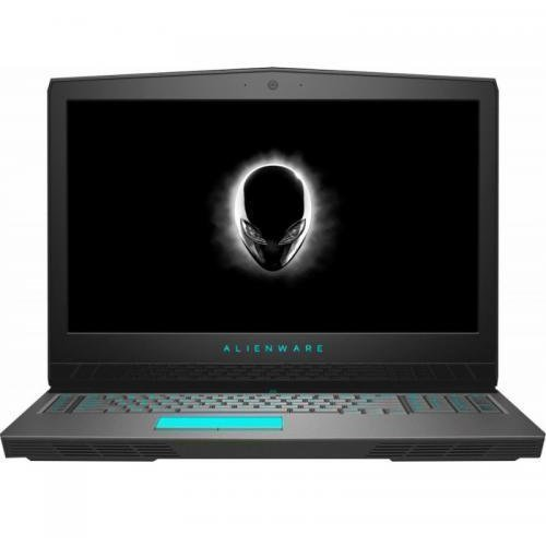 Notebook Alienware Gaming 17.3'' UHD i7-8750H 16GB 256GB + 1TB nVidia GeForce GTX 1070 8GB Windows 10 Home Silver