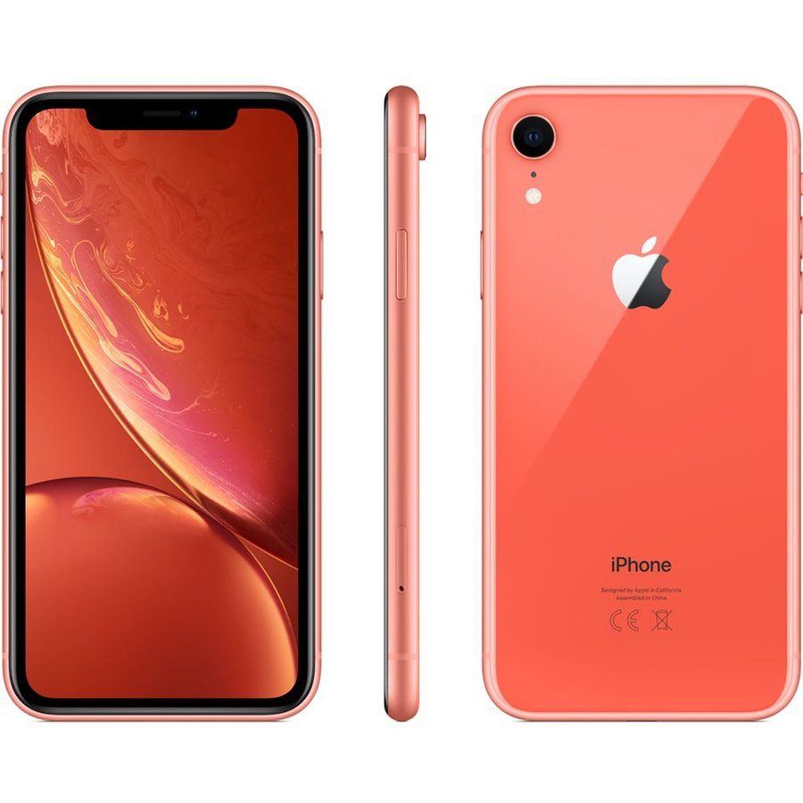 Smartphone iPhone XR 128GB Coral