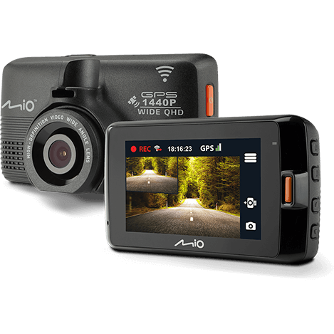 Camera video auto MiVue 752 WIFI Dual