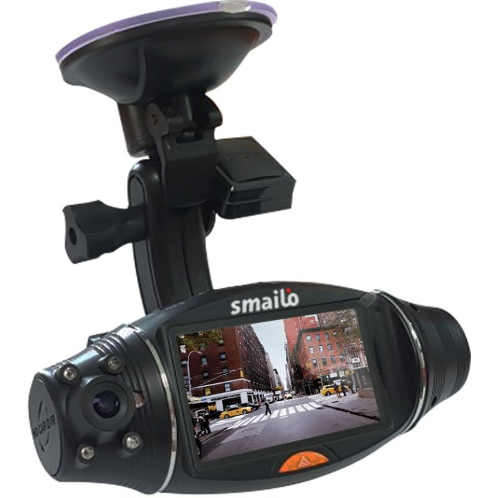 Camera video auto StreetView