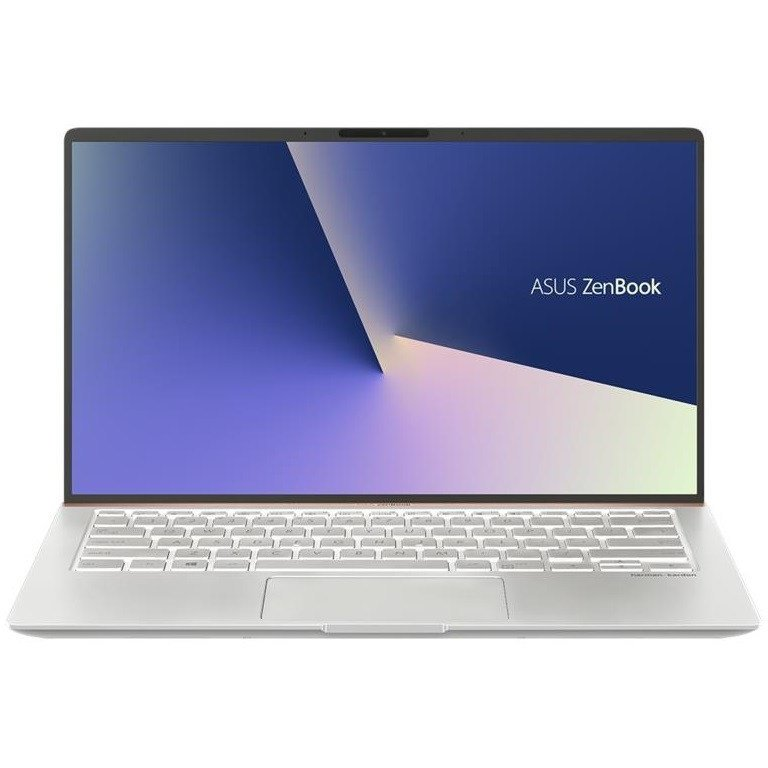 Ultrabook ZenBook 14 UX433FA-A5047T 14 FHD i5-8265U 8GB 256GB UHD 620 Windows 10 Home Icicle Silver Metal