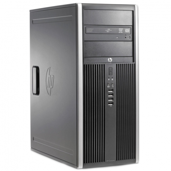 Calculator HP 6200 Pro Mt Tower, Intel Core i3-2100 3.10GHz, 4GB DDR3, 250GB SATA, DVD-ROM