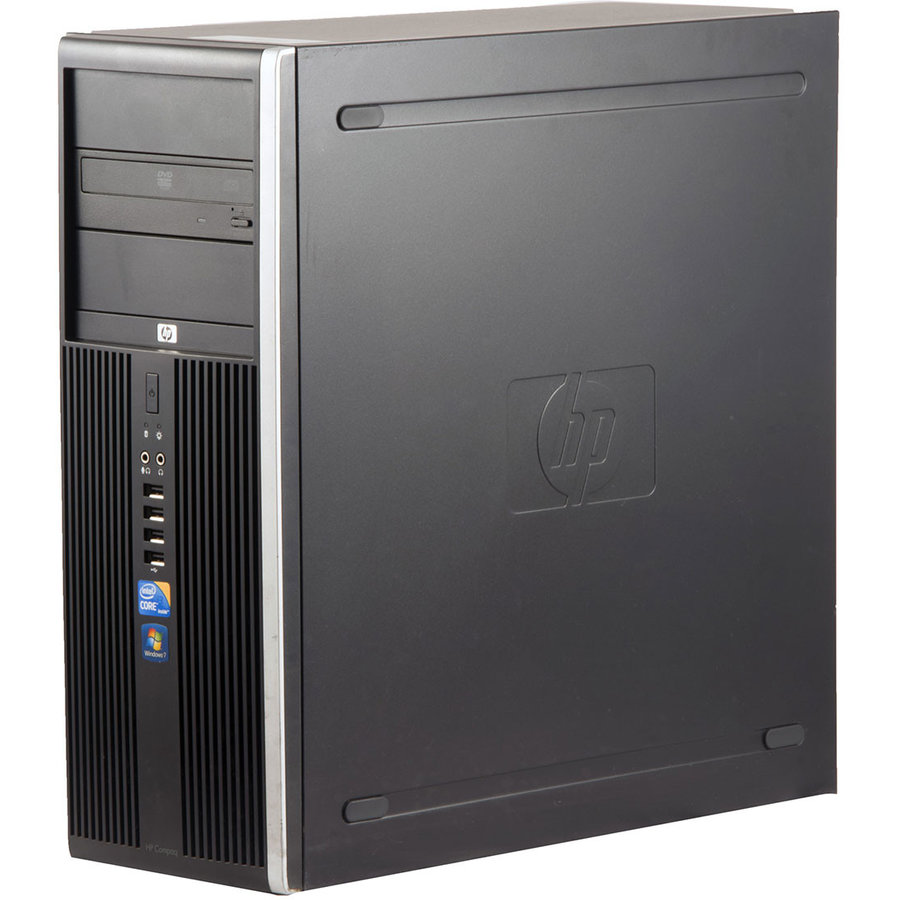 Calculator HP 8300 Tower, Intel Core i5-3470s 2.90GHz, 4GB DDR3, 250GB, DVD-ROM