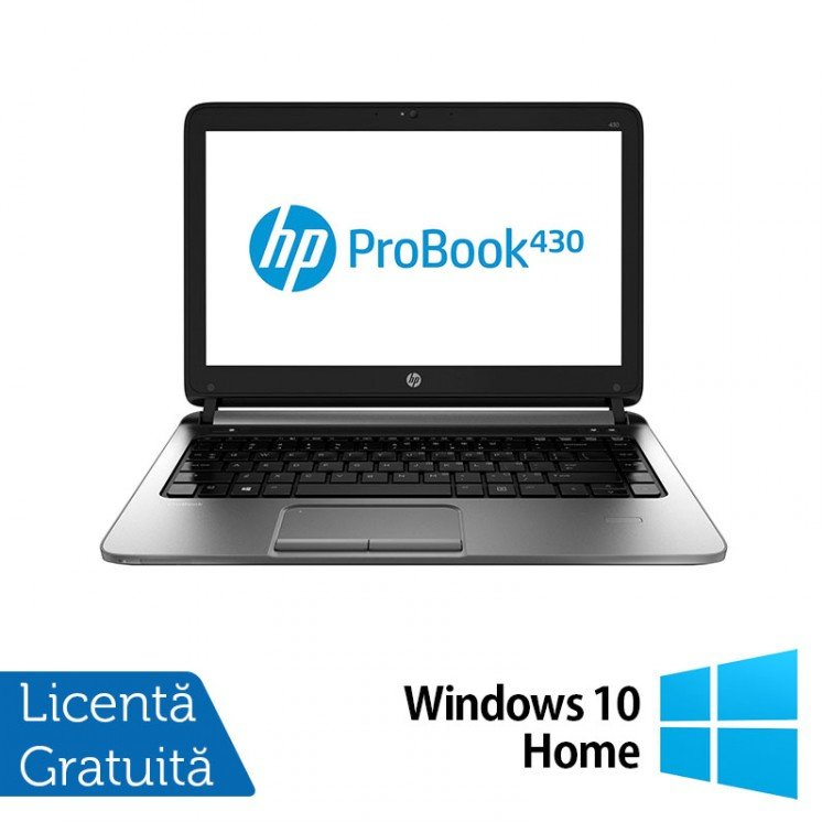 ProBook 430 G1, Intel Celeron Dual Core 2955U 1.4GHz , 4GB DDR3, 320GB SATA + Windows 10 Home