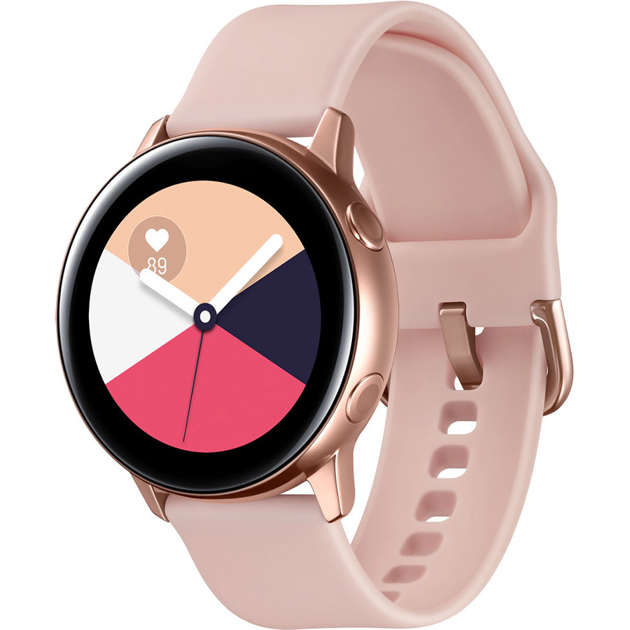 Smartwatch Galaxy Watch Active Rose Gold