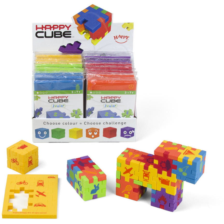 Happy Cube - JUNIOR - MINI