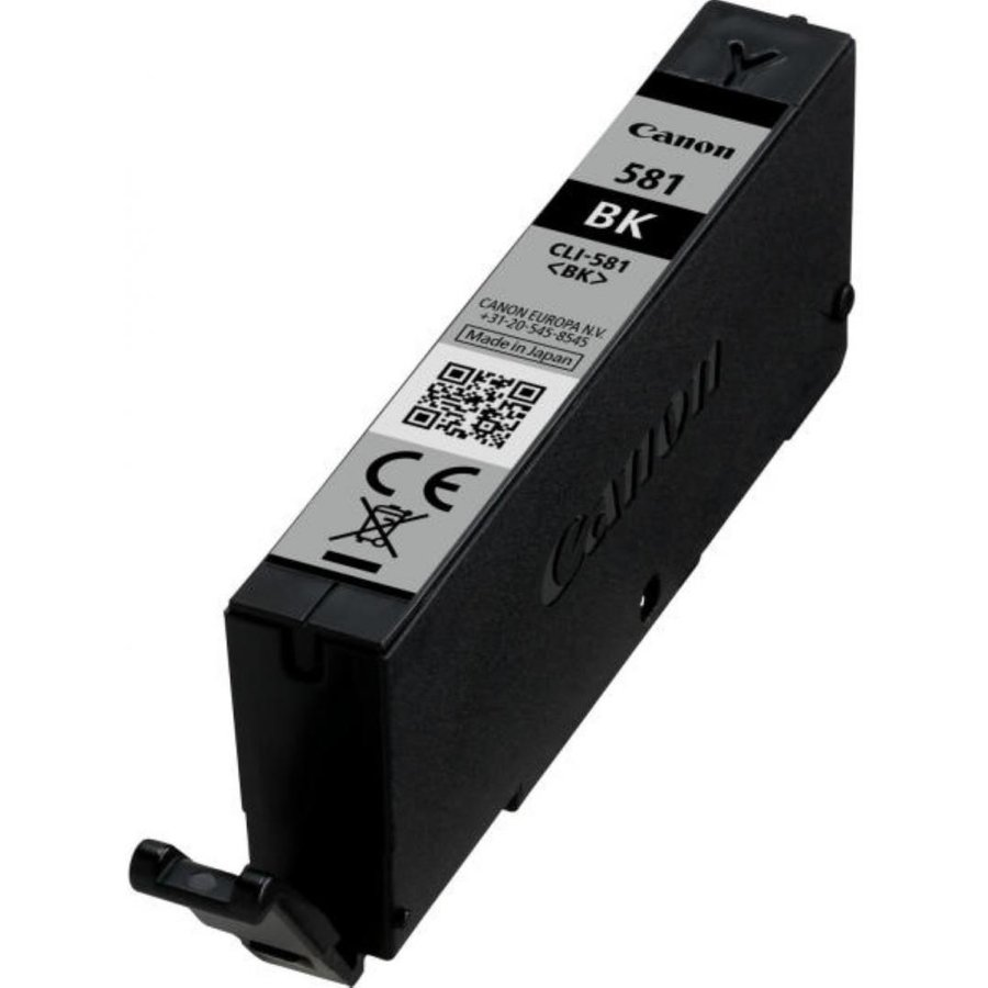 CANON CLI-581BK BLACK INKJET CARTRIDGE