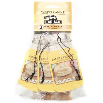 Car air freshener YANKEE home  (Vanilia Cupcake; 10 g)