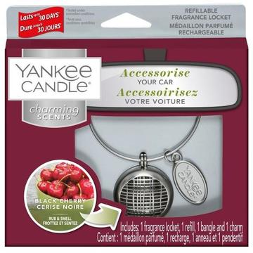 Sets car air freshener YANKEE home Charming Scents (Black Cherry; 10g)