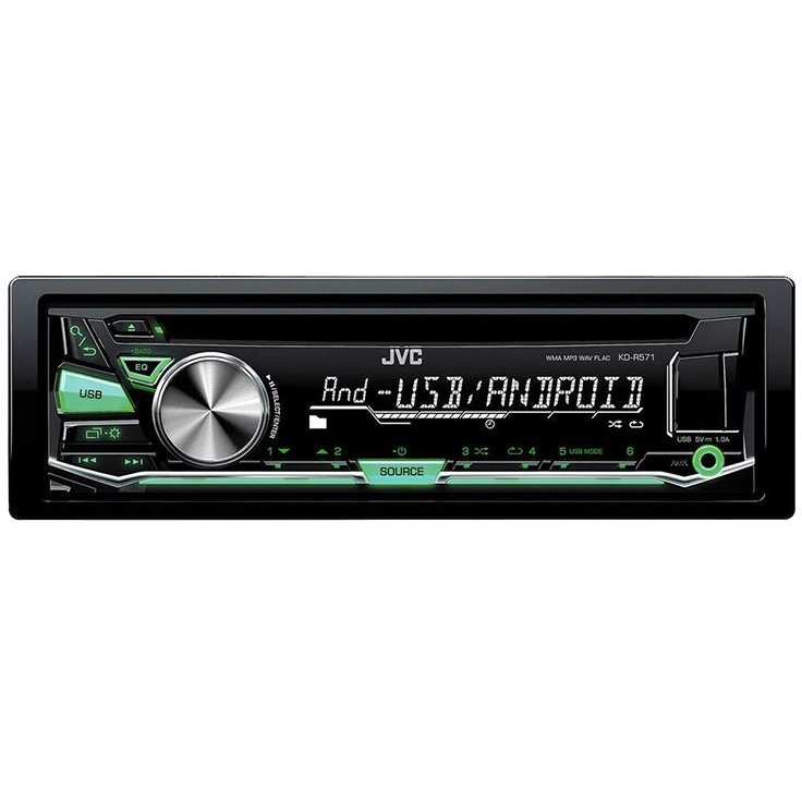 Sistem auto RADIO CD PLAYER USB KD-R571