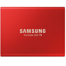SSD Extern Samsung SSD T5 Portable 500GB USB 3.1 tip C RED