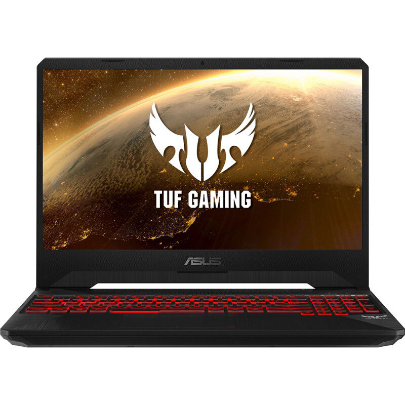 Notebook Gaming TUF FX505GM 15.6 FHD i5-8300H 8GB 1TB nVidia GeForce GTX 1060 6GB Free DOS Black