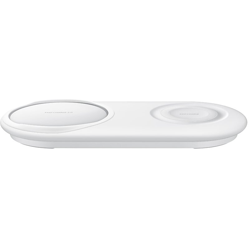 Wireless Charger Duo Pad Fast 25W TA included White