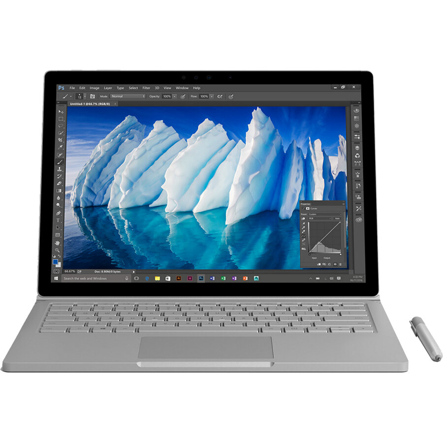 Notebook Surface Book i7 Performance Base 256GB 8GB RAM