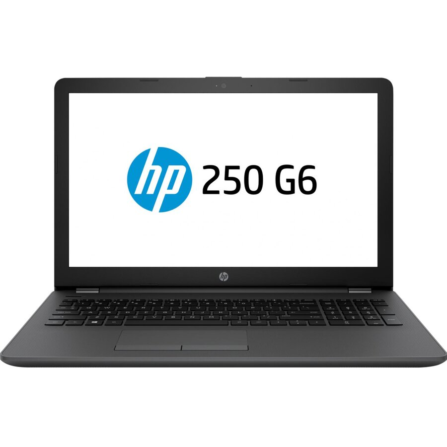 Notebook 250 G6 15.6 FHD i3-7020U 4GB 128GB HD 620 Free DOS Silver