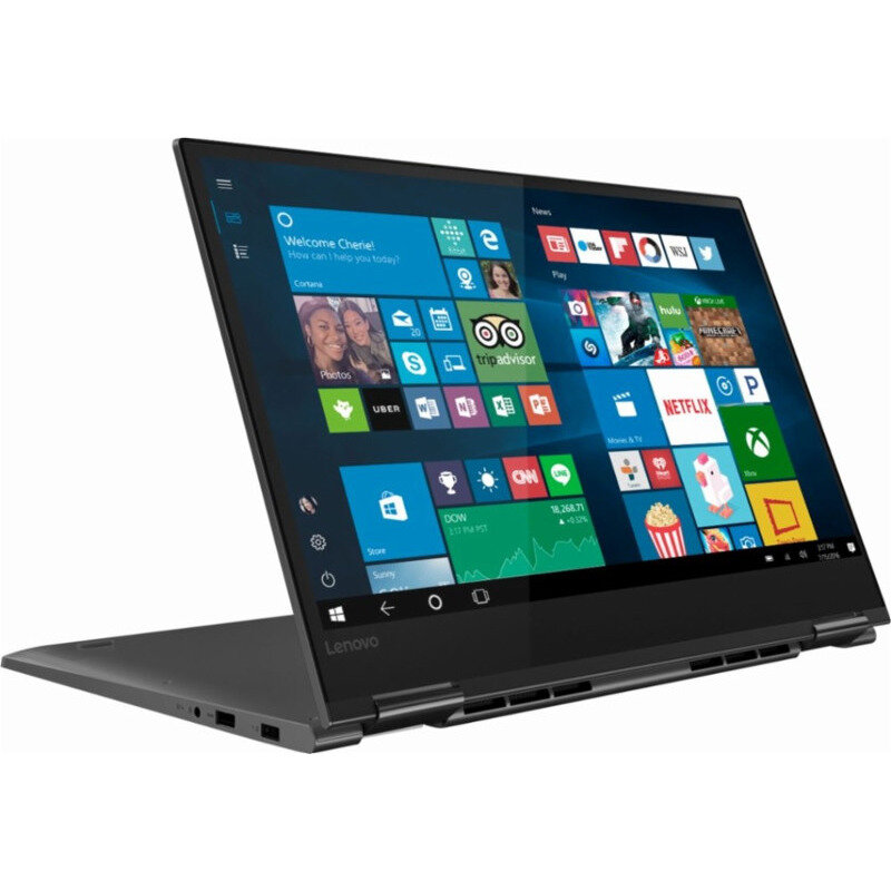 Ultrabook 2in1 Yoga 730 15.6 FHD Touch i7-8565U 8GB 512GB nVidia GeForce GTX 1050 4GB Windows 10 Home Iron Grey