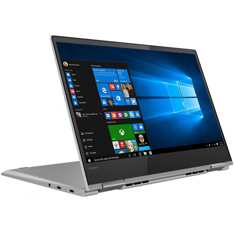 Ultrabook 2in1 Yoga 730 13.3 FHD Touch i5-8250U 8GB 256GB UHD 620 Windows 10 Home Platinum