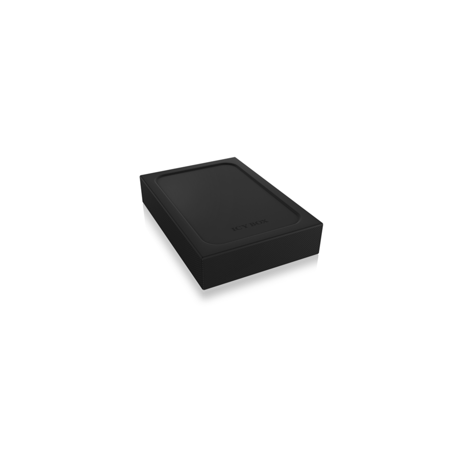 HDD Rack IcyBox USB 3.0 2,5'' case for 2.5'' SATA HDD/SSD write-protection-switch, LED