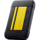 Hard disk extern External HDD Apacer AC633 2.5'' 2TB USB 3.1, shockproof military grade, Yellow
