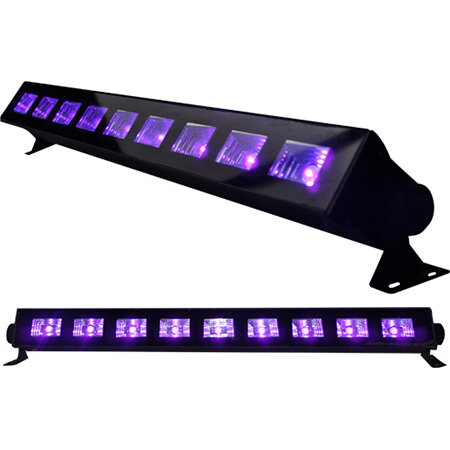 LED BAR UV 9X3W 51X5X6CM