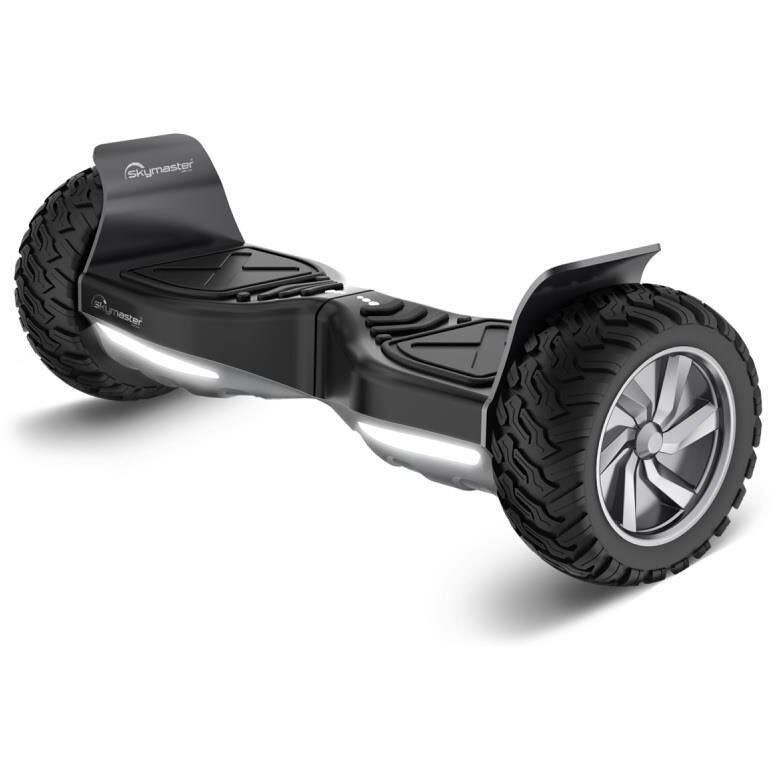 Smart Balnce SKYMASTER 2Wheels OFFROAD+ETUI + casca multimedia