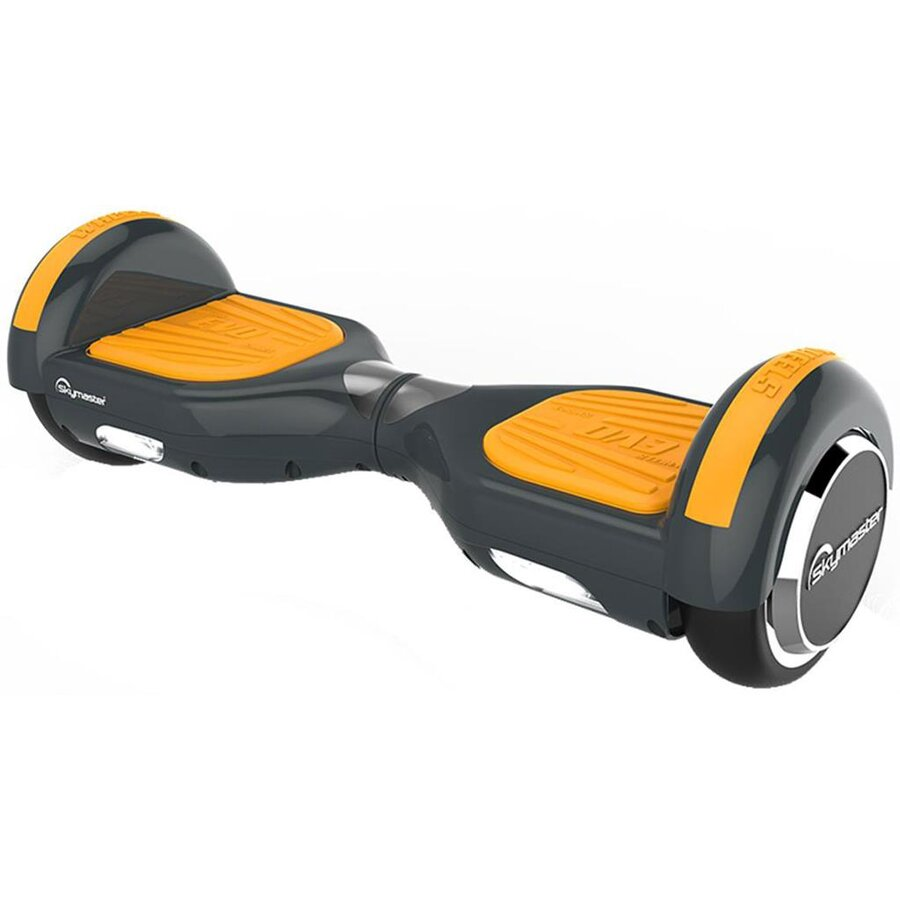 Skateboard-ul electric Skymaster WHEELS EVO 7 SMART ORANGE SODA