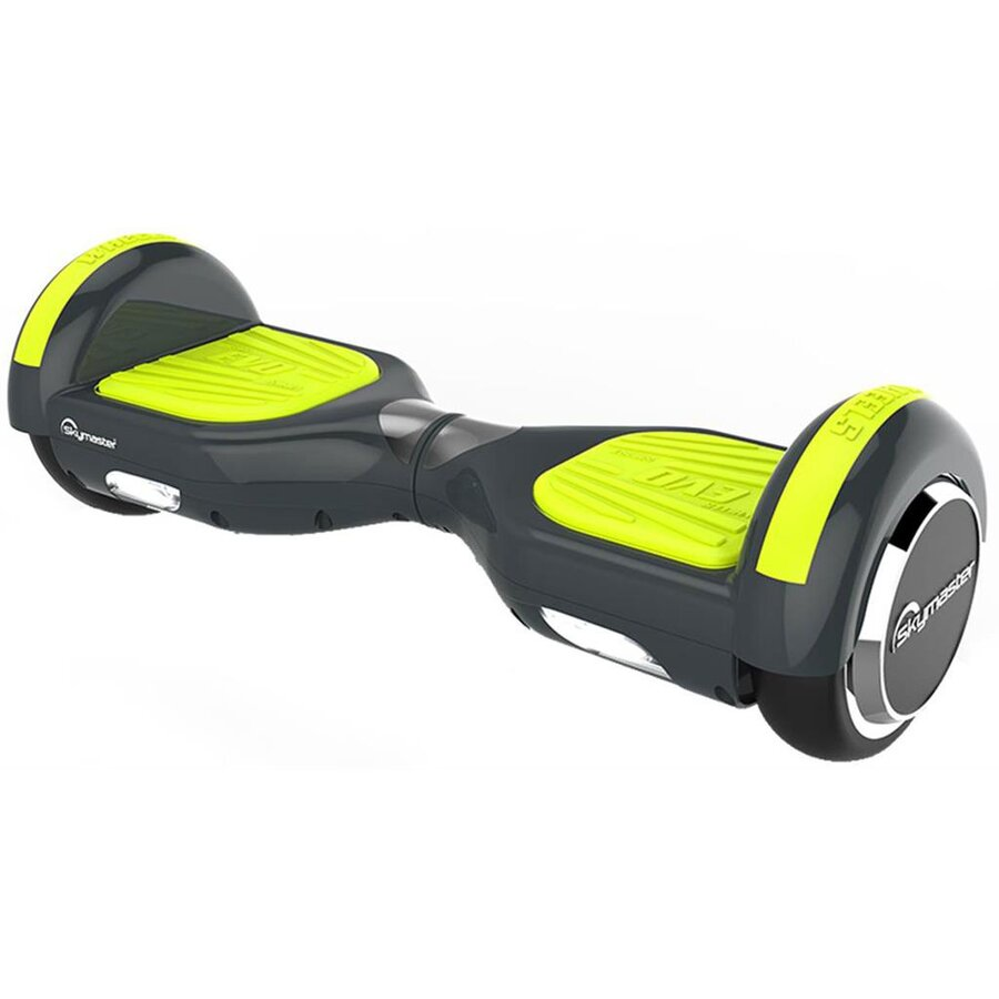 Skateboard-ul electric Skymaster WHEELS EVO 7 SMART LIME GREEN