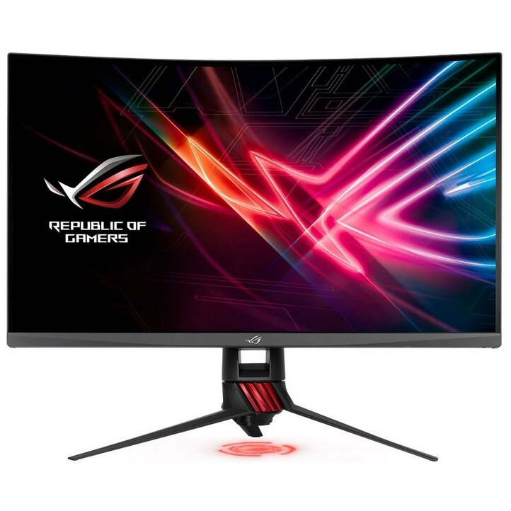 Monitor LED 32 ASUS XG32VQR 2560x1440 4ms FreeSync 2 HDR technology