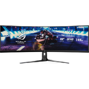 "Monitor LED 49"" ASUS XG49VQ 4ms FreeSync 144Hz"