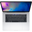 Notebook Apple MacBook Pro 15'' TB Core i7 2.6GHz 16GB 256SSD Radeon Pro 555X 4GB Silver