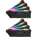 Memorie Corsair Vengeance RGB PRO 64GB DDR4 3600MHz CL18 1.35v Quad Channel Kit
