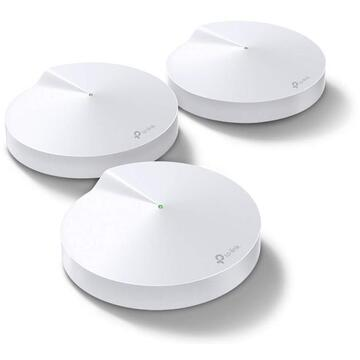 Router wireless TP-LINK DECO M9 Plus (3-Pack )AC2200 Tri-Band Bluetooth Alb