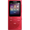 Player Sony Mp4 Player, NWE394R, 8GB, Rosu