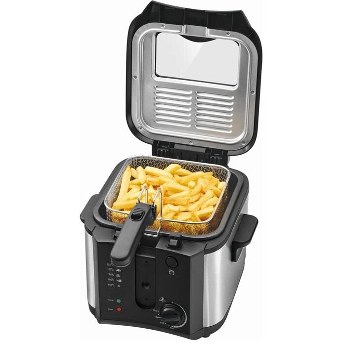 Friteuza Fryer Clatronic FR 3649 (2,5 l; 1600W; black color)