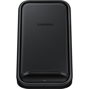 Samsung Wireless Charger Stand (with TA), 15W Black