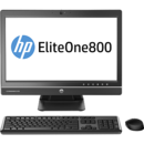 Desktop Refurbished All In One HP 800 G1 ELITEONE, 23 Inch, Intel Pentium G3220 3.00GHz, 4GB DDR3, 500GB SATA, Grad B