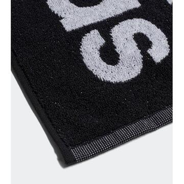 Towel Adidas DH2860 (50 x 100 cm; black and white color)