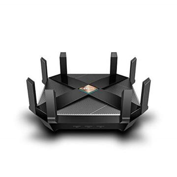 Router wireless TP-LINK Archer AX6000 802.11ax Wi-Fi 6 Dual-Band USB-C 3.0