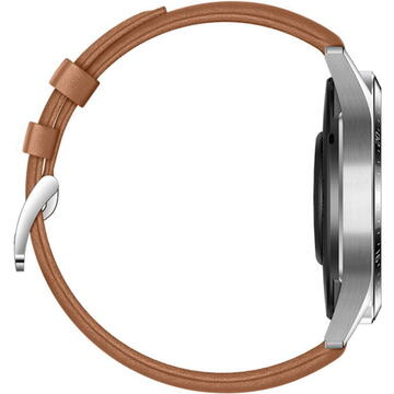 Smartwatch Huawei Watch GT 2 46mm Classic pebble brown