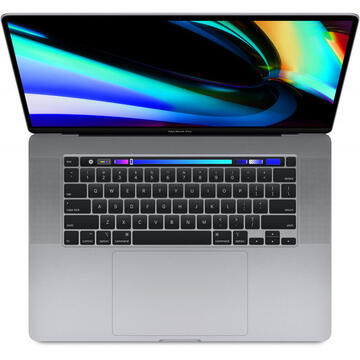 "Notebook Apple MacBook Pro 16"" Touch Bar  i7 2.6GHz 16GB 512GB SSD/R PRO 5300M 4GB/Space Grey/INT KB"