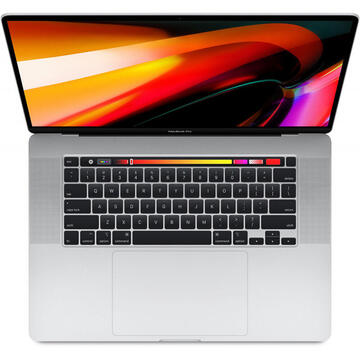Notebook Apple MacBook Pro 16 TB/6c i7 2.6GHz/16GB/512GB SSD/R PRO 5300M 4GB/Silver/INT KB