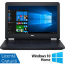 Laptop Refurbished Laptop DELL Latitude E5270, Intel Core i5-6300U 2.40GHz, 8GB DDR4, 240GB SSD, 12.5 Inch + Windows 10 Home