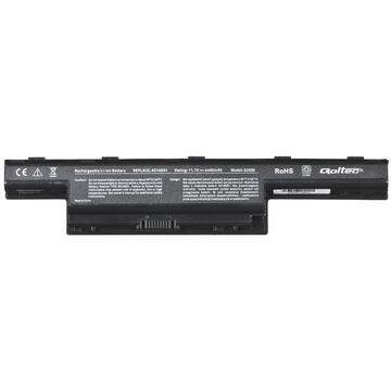 QOLTEC 52500.AS10D31 (44 Wh; for Acer laptops)
