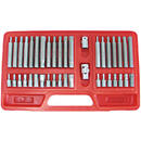 MEGA SET VARFURI CANELATE/TORX CR-VA - 40P.