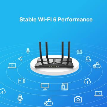 Router wireless TP-LINK Archer AX10 AX1500 Wi-Fi 6 Router