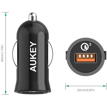 Aukey CC-T10 Quick Charge 3.0