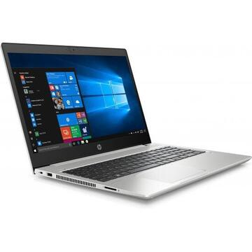 Notebook HP ProBook 450 G7, Intel Core I5-10210U, 15.6inch, RAM 16GB, SSD 256GB, Intel UHD Graphics, Windows 10 Pro, Silver