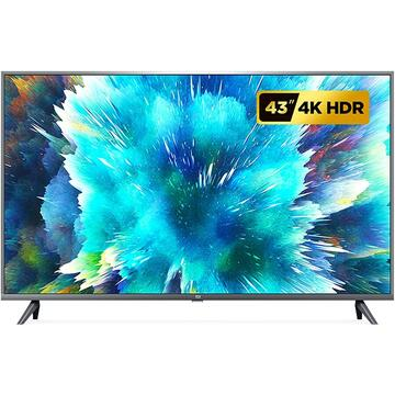 Televizor LED Xiaomi 43-inch 4K HDR Smart LED TV Digital Ready Android TV with Google Playstore, Youtube and Google Assistant Built-in