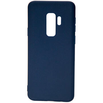 Husa Just Must Husa Silicon Candy Samsung Galaxy S9 Plus G965 Navy
