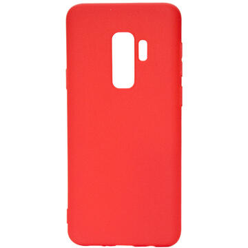 Husa Just Must Husa Silicon Candy Samsung Galaxy S9 Plus G965 Red